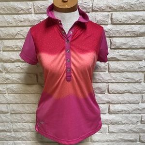 Daily Sports wicking golf active polo shirt M